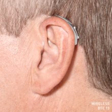 Hearing Aid - Behind The Ear (BTE)