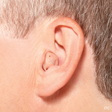 Hearing Aid – In The Canal (ITC)
