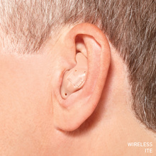Hearing Aid – In The Ear (ITE) Full Shell